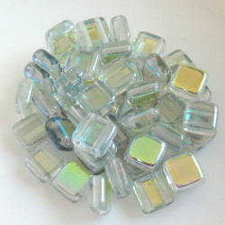 Tile Crystal Blue Rainbow,...