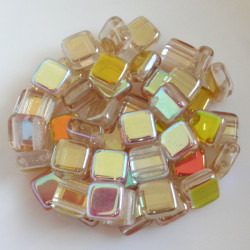 Tile Crystal Lemon Rainbow,...