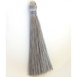 Střapec šedý, 7 cm, 1 ks