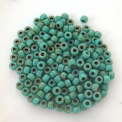 MATUBO™ 8/0 Turquoise Green...