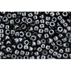 MATUBO™ 6/0 Hematite, 10 g
