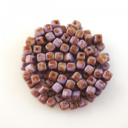 Kostičky (Cube Beads),...