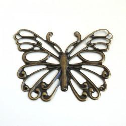 Filigrán Motýl, starobronz,...