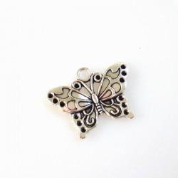 Přívěsek Motýl, starostříbro,...