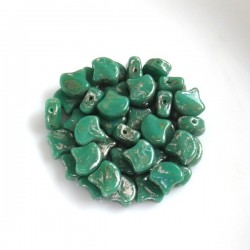 Matubo Ginko™  Turquoise Green...