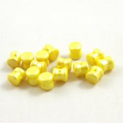 DIABOLO žlutá perleť, 30 ks