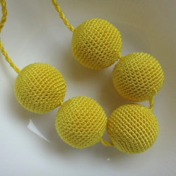 Maxikorále žluté