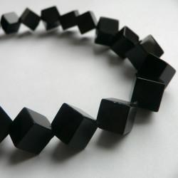 Onyx kostka, 8 mm